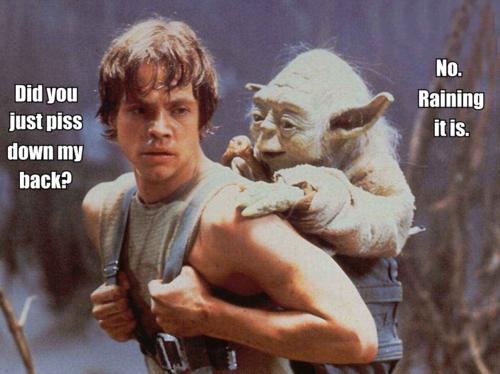 Star wars meme, haha Explain a film plot badly, Star