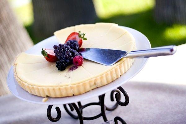 Torta di Ricotta Recipe (Ricotta Cheesecake) an Ancient Rome Recipe plus Food Photography Tips   MyFudo™