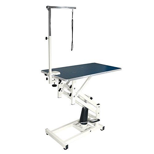 Flying Pig Heavy Duty Dog Pet Hydraulic Grooming Table Learn More By Visiting The Image Link Doggro Flying Pig Grooming Dog Grooming Supplies Pet Grooming