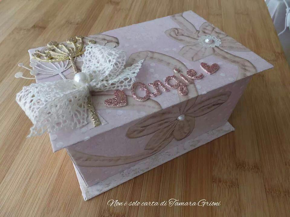 Handmade box for my friend