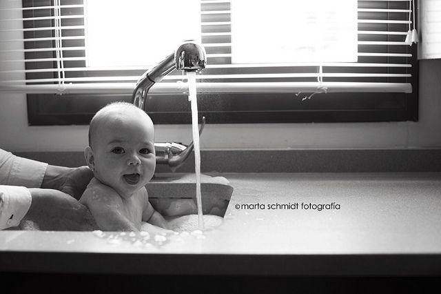 Martina in my kitchen sink by marta schmidt - play, via Flickr