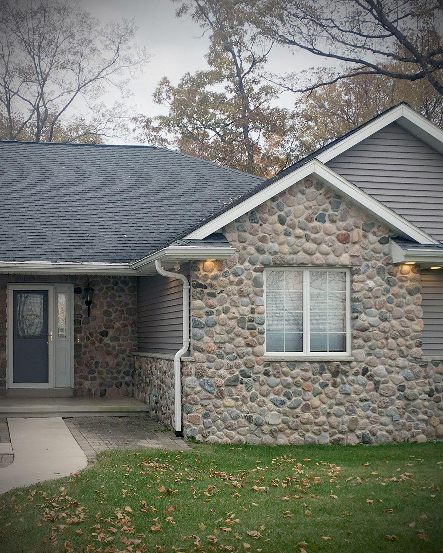Veneer Stone Home Facade Granite Cobbles Stone Veneer Siding Stone Houses Thin Stone Veneer Stone Veneer Siding
