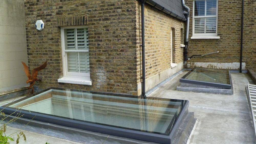 Replacement Skylight Project With Flat Roof Skylights Sunsquare Skylights Roof Skylight Flat Roof Skylights Flat Roof