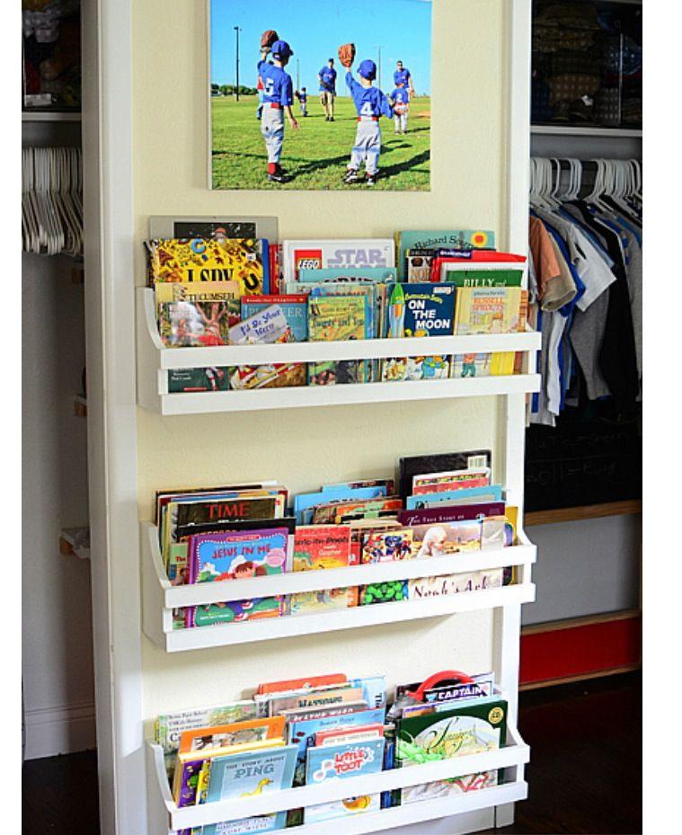 Cute Shelves Wall Mounted For Books Bookshelves Kids