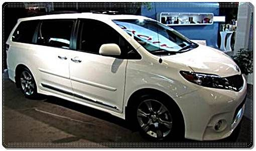 26 Best Toyota Sienna Images On Pinterest Minivan And Cars