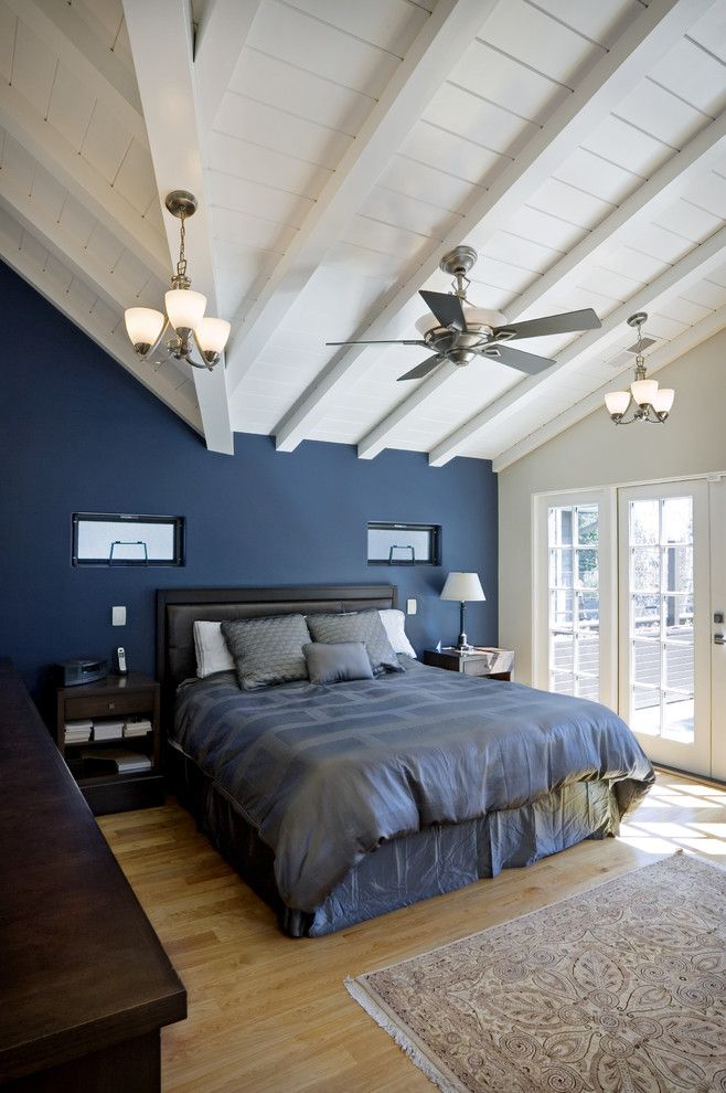 mesmerizing bed frame light brown grey bedroom walls | black bed frame with headboard navy blue walls white ...