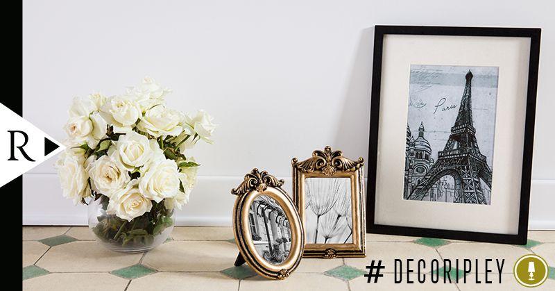 Inspírate en lo #vintage para crear ambientes con personalidad propia. Descubre más en nuestro #BlogRipley: www.blogripley.com #DecoRipley #MeFascinaRipley #decoración