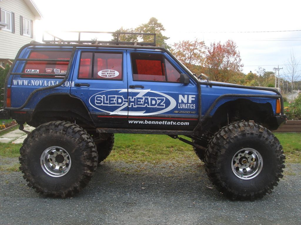 Robsquires S 1994 Jeep Cherokee In St John S Nl Jeep Cherokee