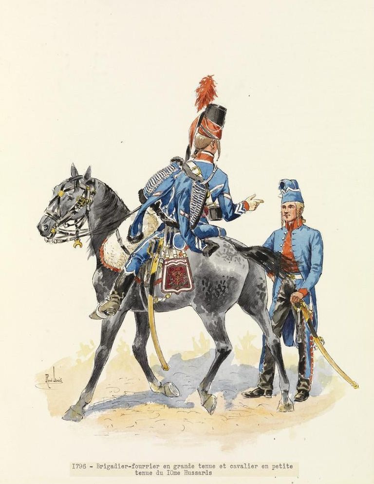 Hussars uniform - Page 9 - Armchair General and HistoryNet >> The Best Forums in History