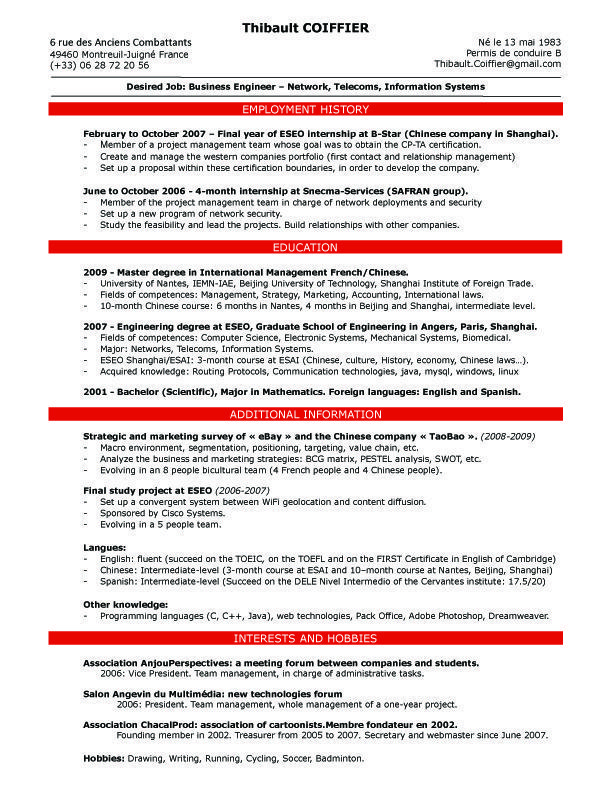 resumes cvs    wwwteachers-resumesau  Whether you are - resumes in spanish