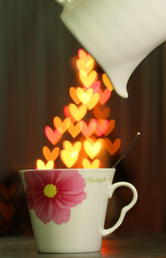 Sprinkle some love into the Mug <3