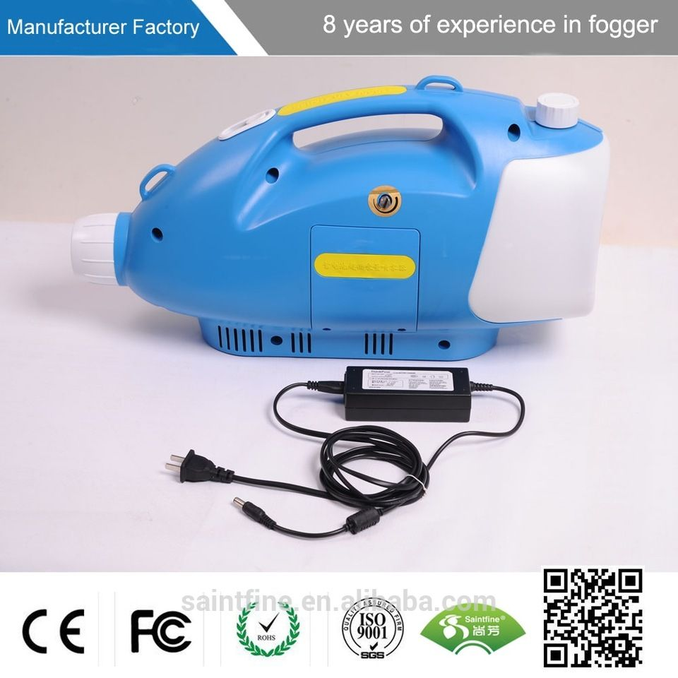Factory prices agriculture battery powered fog machine