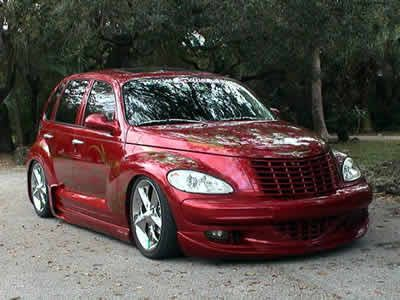 10 Ugliest Cars Voiture