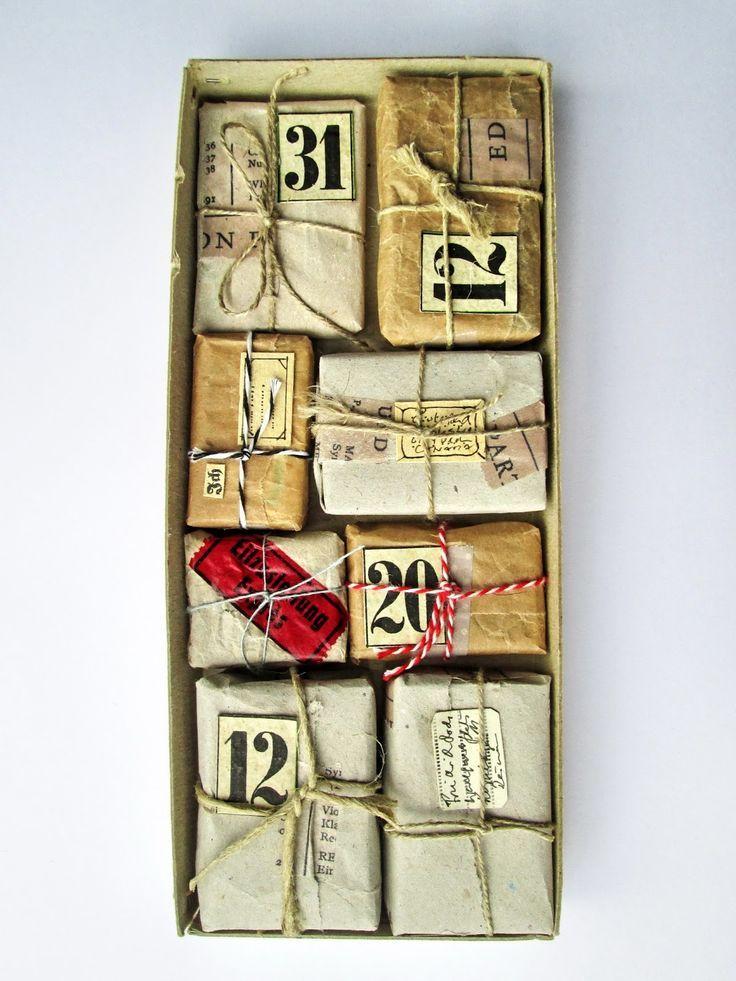 Mano Kellner Art Box Nr 366 Ab Die Post Sold Trabalhos Manuais Embalagens Feito A Mao