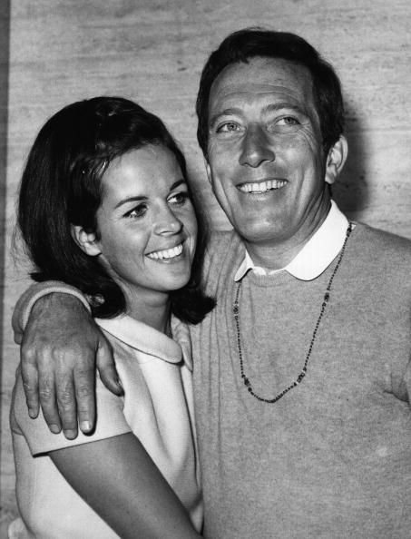 andy Williams & claudine longet-#1 | Married Movie & TV ...