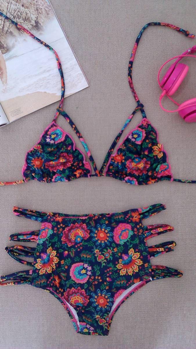 58e46fad6 Pin de Lin Ugalde em Clothes :) em 2019 | Bikinis, Swimsuits e Summer  bikinis
