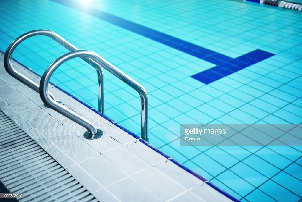 ストックフォト The Swimming Pool Ladder フリー画像素材