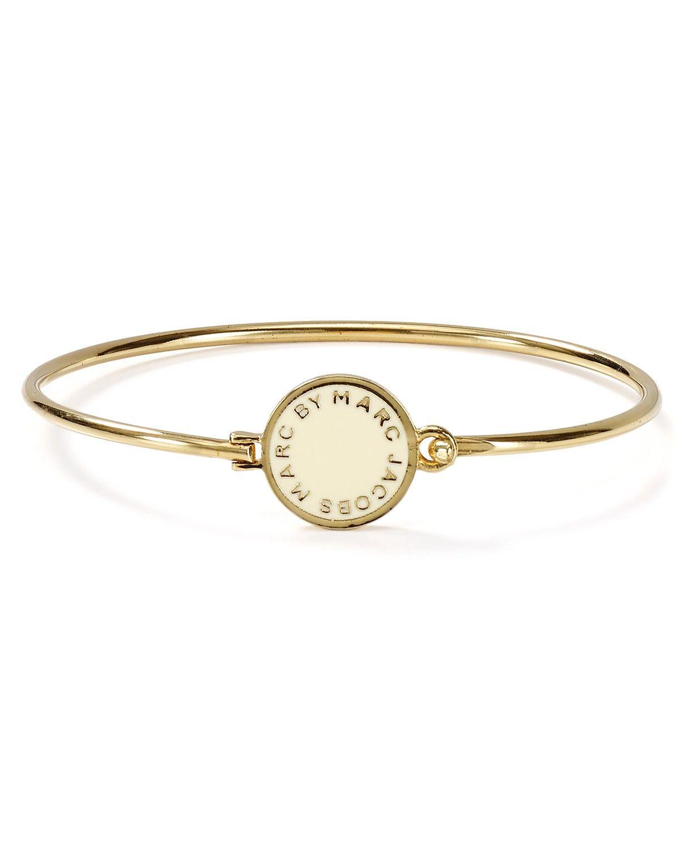 Marc By Jacobs Clic Skinny Bracelet Bloomingdale S