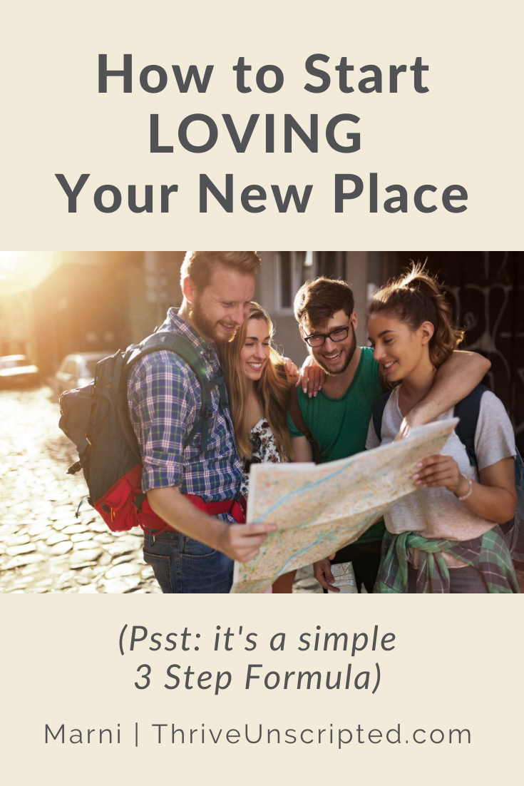 How To Love Your Place Thrive Unscripted Moving Tips Moving To Another State Love You