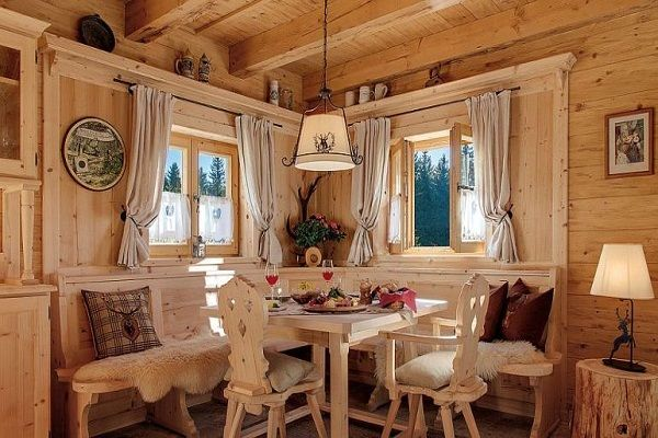 Traditional austria interiors google search alpenchic for Interior design osterreich