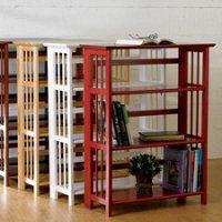 3 Tier Folding Bookcase