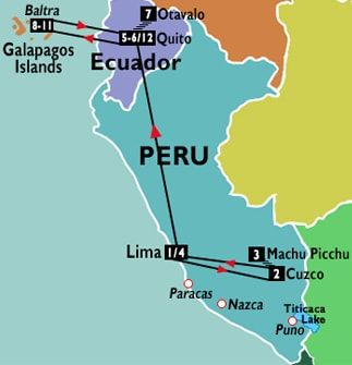 Image result for tourist map of peru machu picchu nazca lines image result for tourist map of peru machu picchu nazca lines easter island lima sciox Gallery