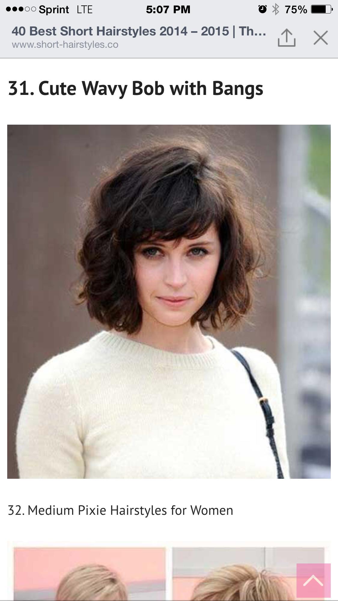 Pin by lindsey murawski on hair pinterest hair style short hair