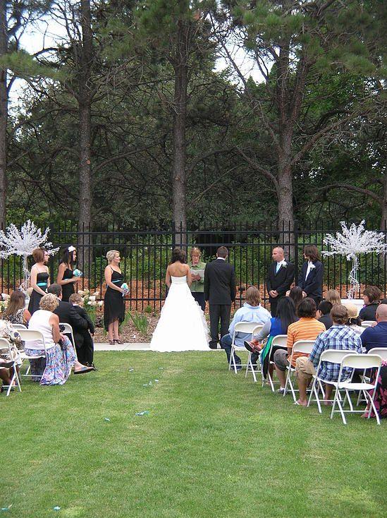 McCrory Gardens - South Dakota Wedding Venues @mccr   VENUES ...