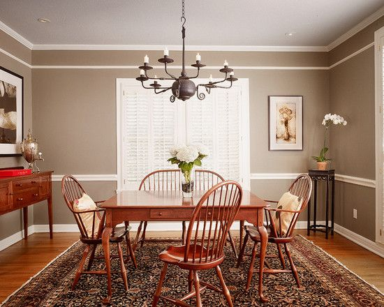 Traditional Dining Room Design, Pictures, Remodel, Decor and Ideas ...