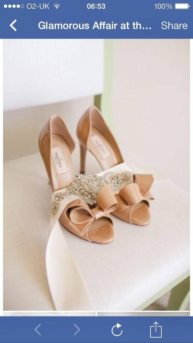 Valentino wedding shoes!