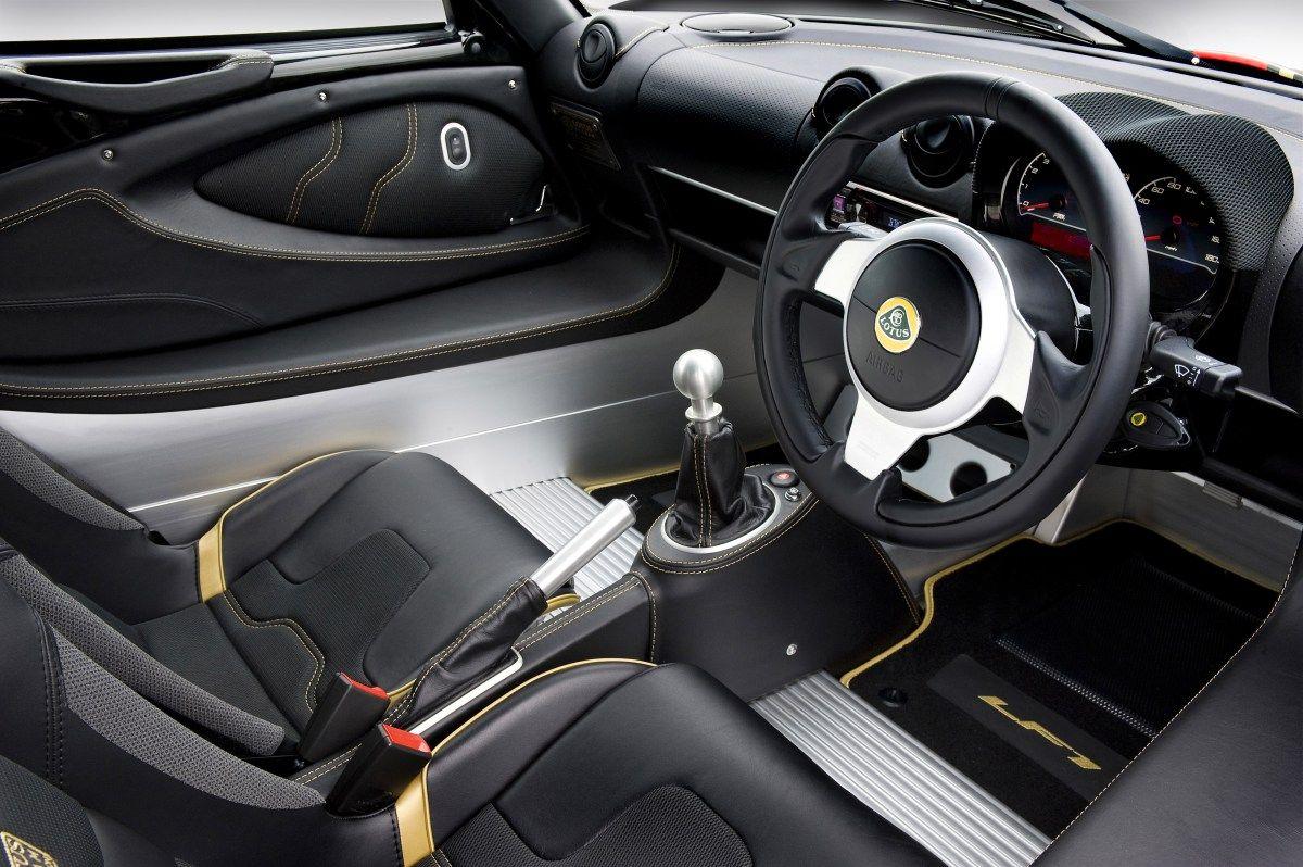 Lotus Exige Lf1 Interior