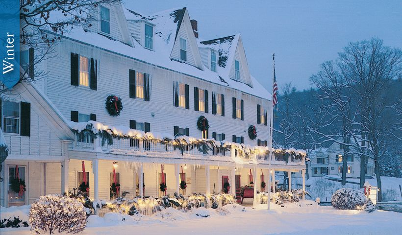 Okemo Ludlow Vermont Inn The Echo Lake For Vacation Lodging Weddings
