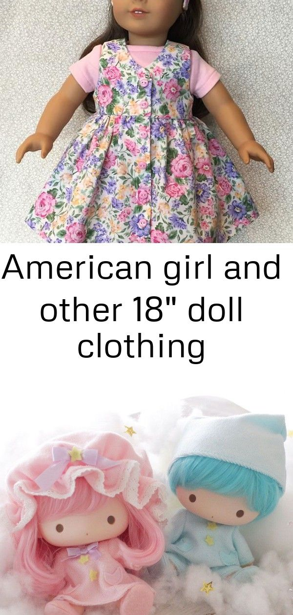 American girl and other 18 doll clothing #bridedolls