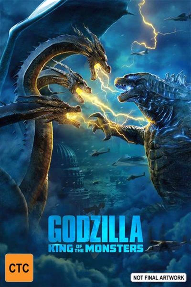 Buy Godzilla 2 King Of The Monsters On Dvd Sanity Godzilla Movies To Watch Full Movies