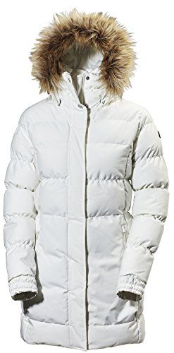Blume White Small For More Puffy Hansen Womens Off Parka Helly ETxaHqwUx
