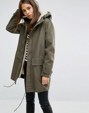 Women's Coats | Winter Coats, Parkas & Pea Coats| ASOS | Coats ...