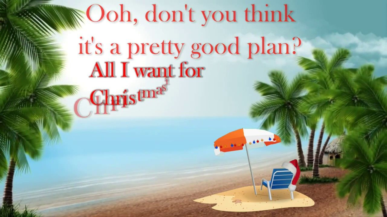 Rr Love Love All I Want For Christmas Is A Real Good Tan Lyrics Hd Kenny Chesney Kenny Chesney All I Want Things I Want