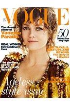 Vanessa Paradis (Vogue.com Reino Unido)