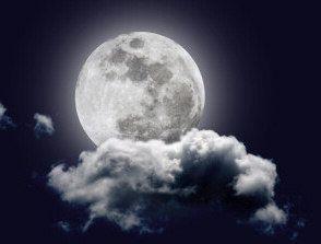 Simple Full Moon Ritual for Self-Care - BrandieWells.com #fullmoonbathritual