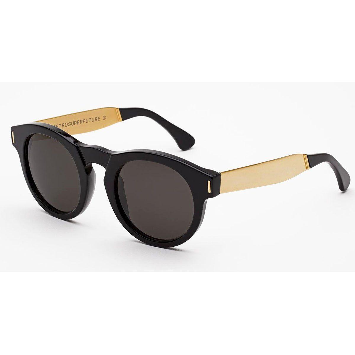 b56a7e96076 RetroSuperFuture Boy Francis Sunglasses in Black