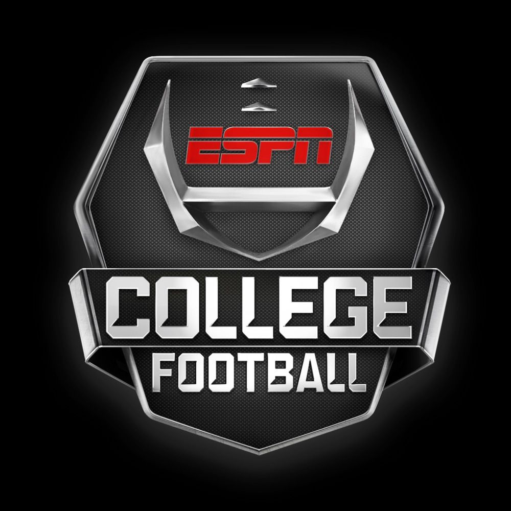 Brand New New Logo And On Air Packaging For Espn College Football By Loyalkaspar Espn College Football College Football Logos Football Predictions