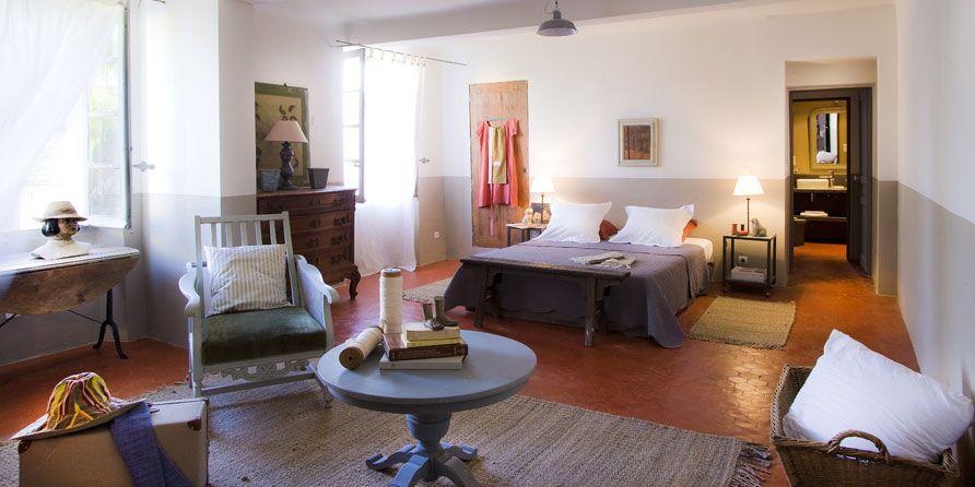 La suite jardin « Hôtel des Colonnes  chambres d\u0027hôtes de charme à