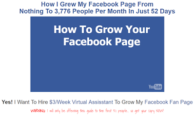 How I Grew My Facebook Page From Nothing To 3,776 People