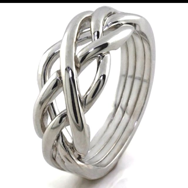 puzzle rings i jewelry