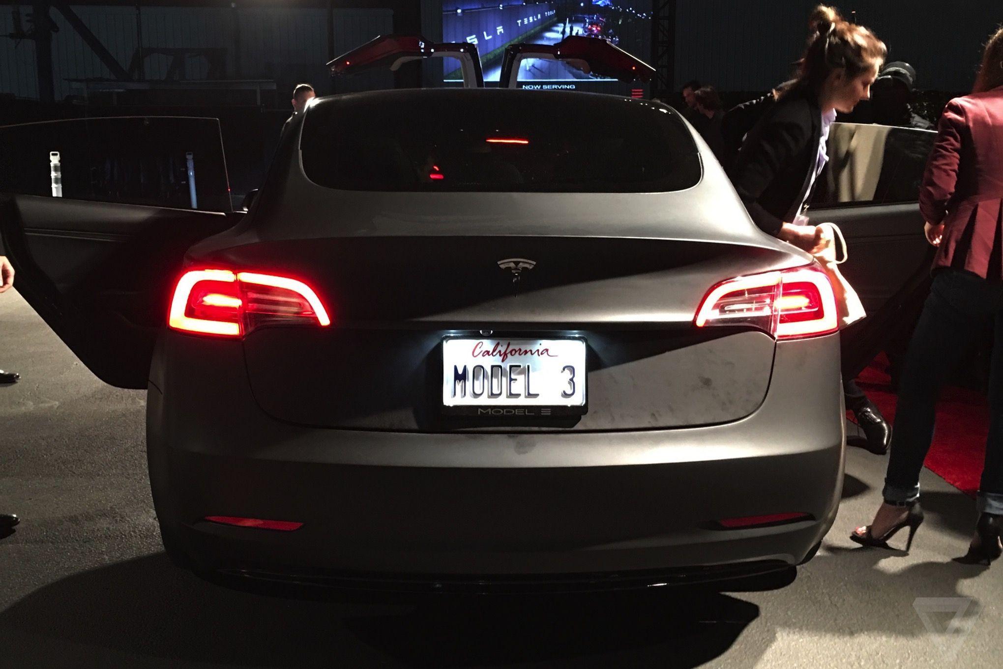 tesla model 3 Tesla model, Tesla, Car mods
