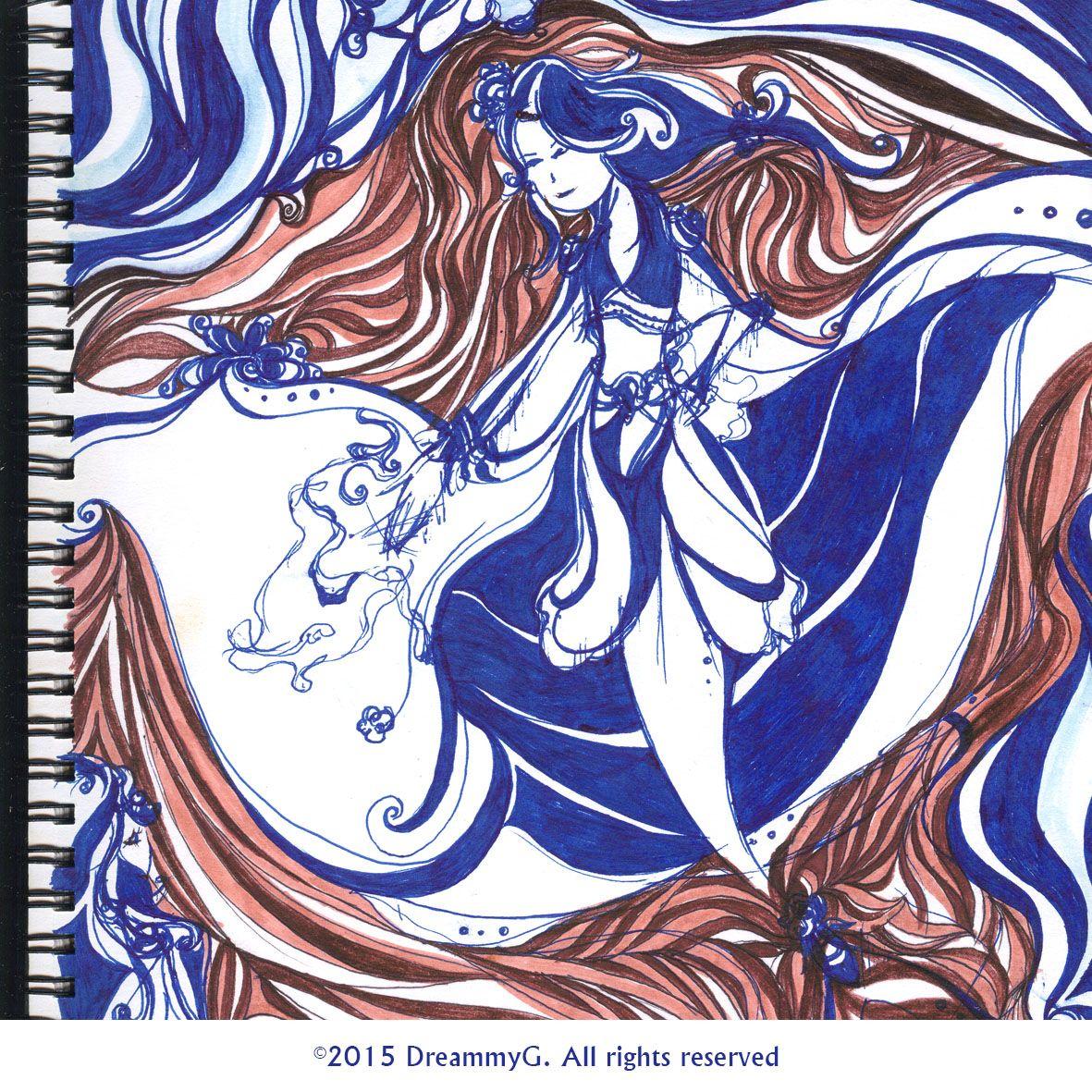 Artwork image by dreammy g on dreammyg art anime