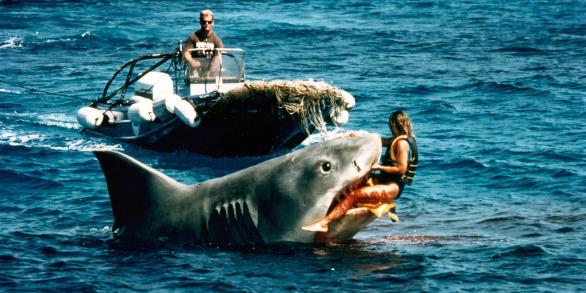 jaws by steven spielberg essay 1-16 of 163 results for movie: jaws by steven spielberg click try in your search results to watch thousands of movies and tv shows at no additional cost with an amazon prime membership jaws.