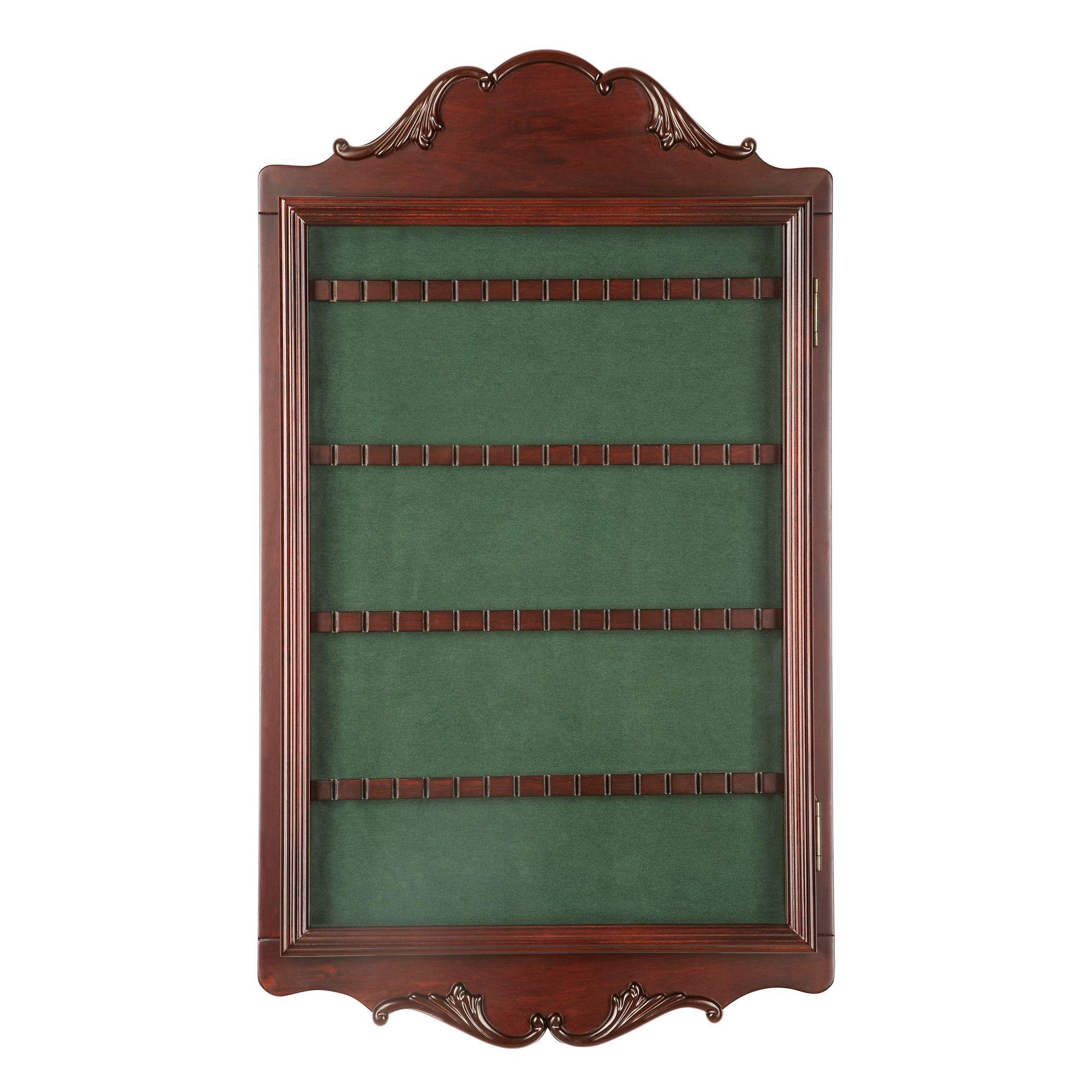 Spoon Collector's Cabinet | recuerdos | Pinterest | Display and ...