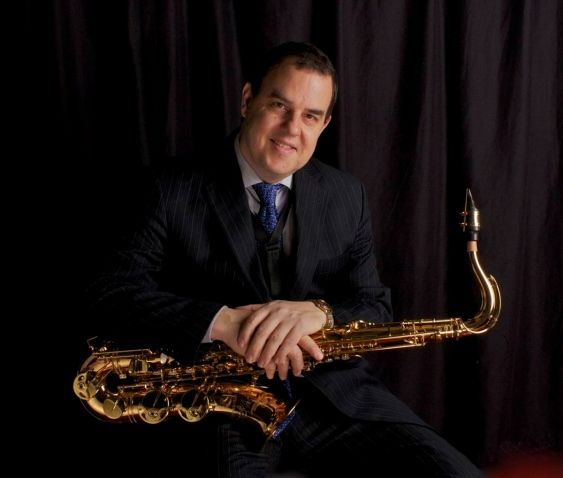 Island sax player Phil Dwyer starts his own line of instruments