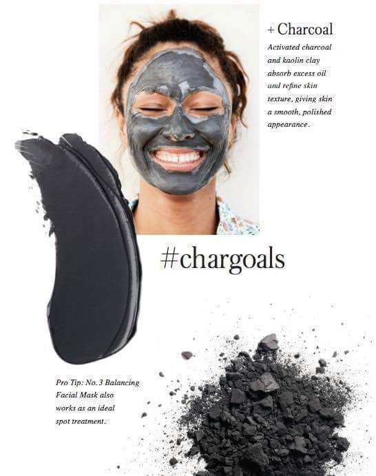 Beautycounter 3 Balancing With Our Amazing Charcoal Mask To Remove Impurities From Your Skin Sh Coconut Oil Skin Care Problem Skin Acne Healthy Cosmetics